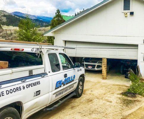Garage Door Repair - Ex-Cello Overhead Door